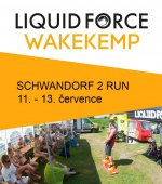 Liquid Force Wakekemp 2 RUN 2016