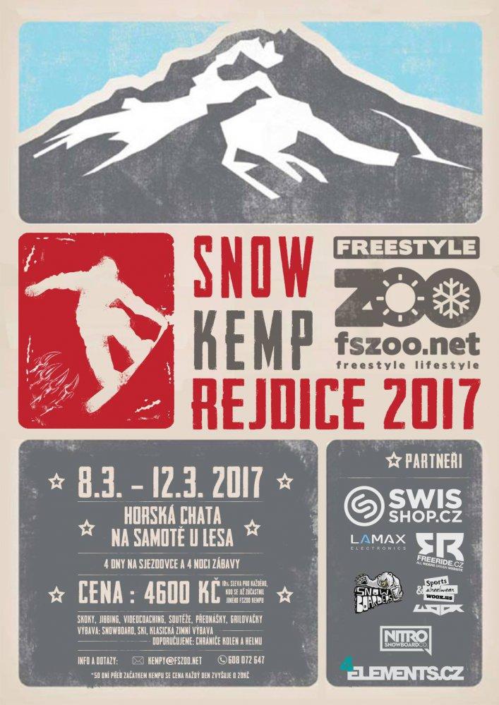 Snow Kemp Rejdice