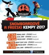 Czech Freeski kemp Vítkovice