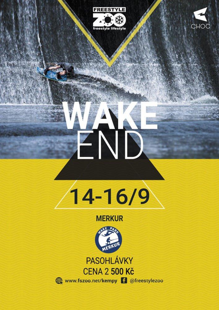 Wake End