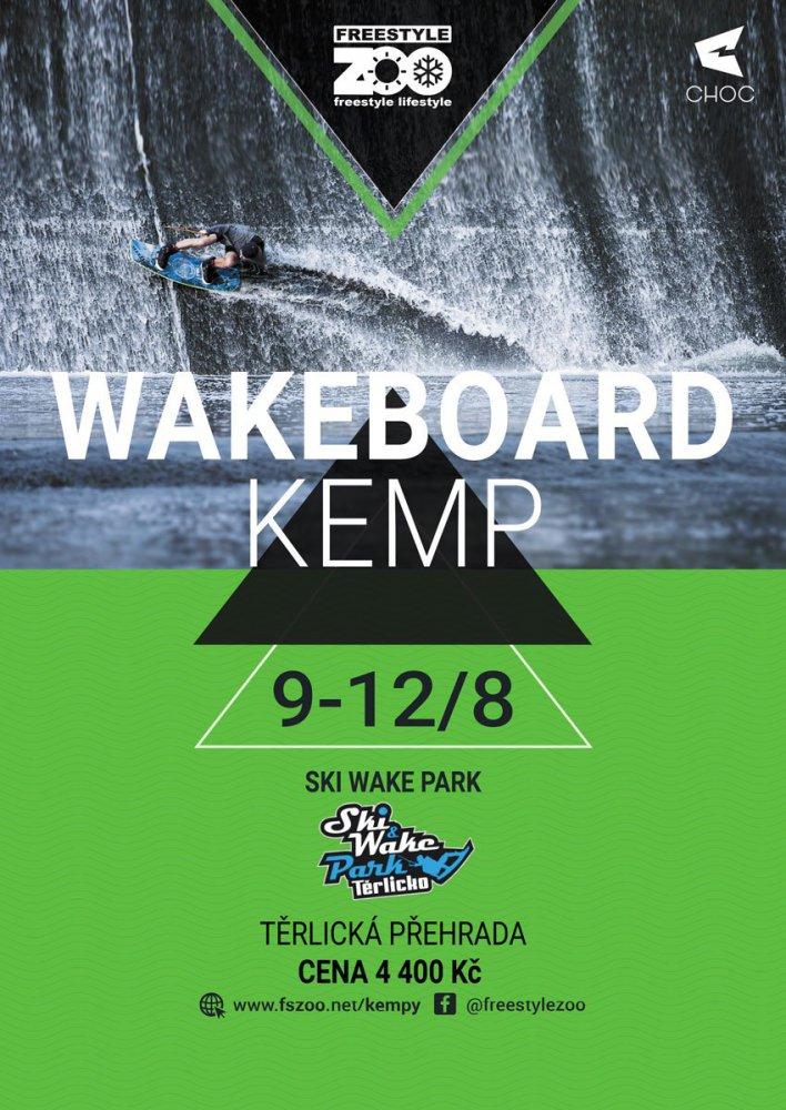 Wakeboard kemp