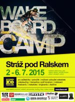 Wakeboard camp 2015